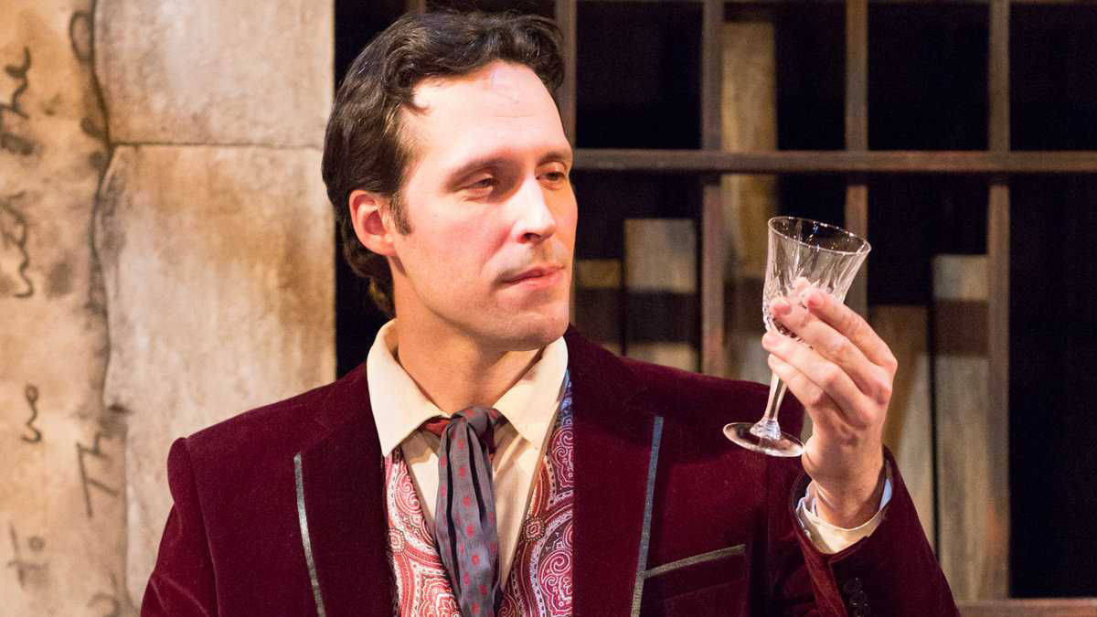 "Page & Stage: a student review of ""Oscar Wilde: From the Depths"""