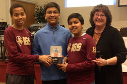 Haverford School robotics finishes regular season; 14 teams headed to state competition