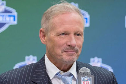 Mike Mayock '76 emerges as candidate for Redskins GM