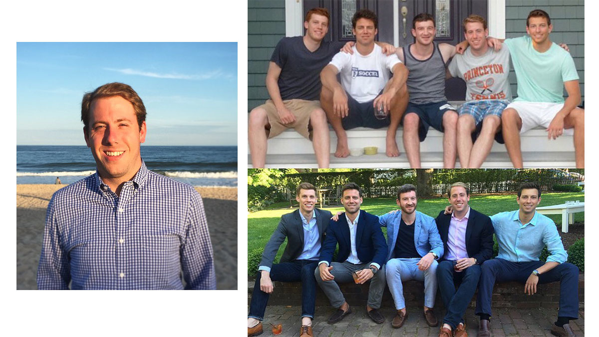 Fords in Four: Meet Adam Besvinick '05