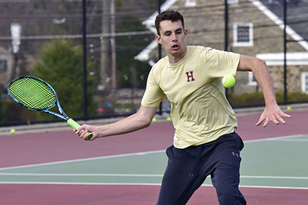 Tennis player John Walsh is Main Line Boys Athlete of the Week