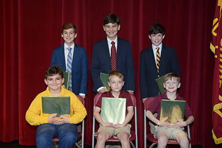 Award recipients announced at The Haverford School Lower School closing exercises