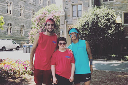 Student PALS counselors share their summer experience