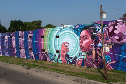 Philly is getting its first augmented reality mural - and it looks awesome