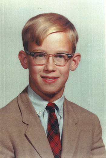 John Hickenlooper 8th grade The Haverford School