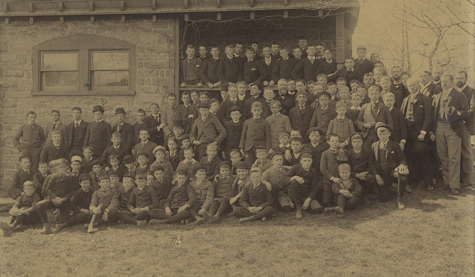 The Haverford School History 1891