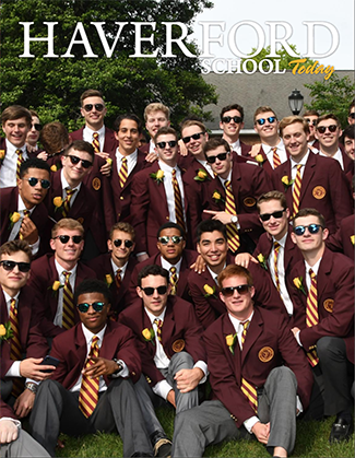 Haverford School Today Magazine fall 2018