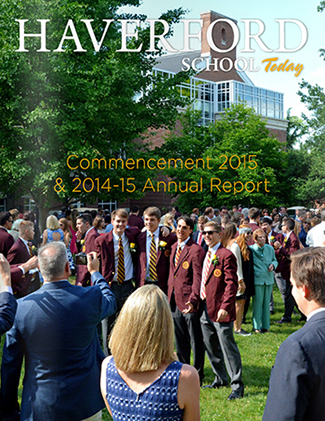 Haverford School Today Commencement
