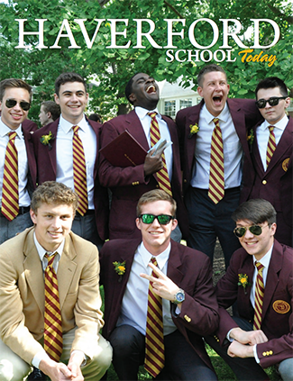 Haverford School Today Annual Report Commencement