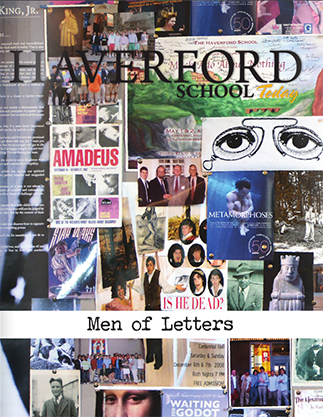 Haverford School Today Men of Letters