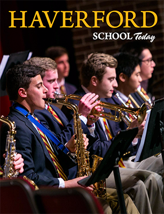 Haverford School Today Music Winter 2017