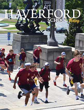 Haverford School Today Magazine fall 2017