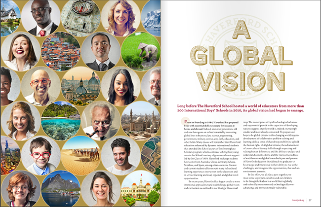 The Haverford School A Global Vision Global Studies