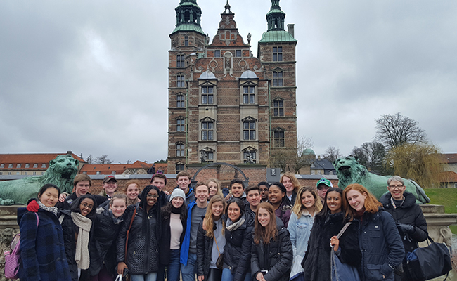 The Haverford School Denmark Trip