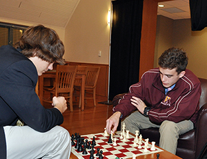 The Haverford School Beyond the Classroom Chess