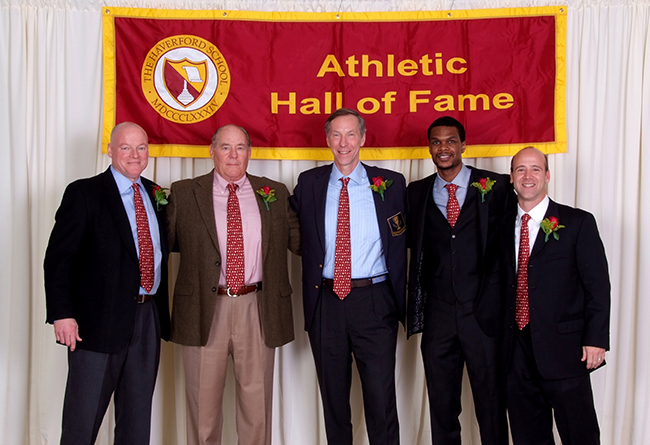 Haverford School Athletic Hall of Fame