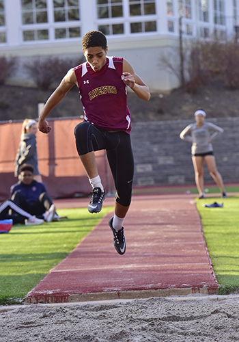 Track and Field at The Haverford School