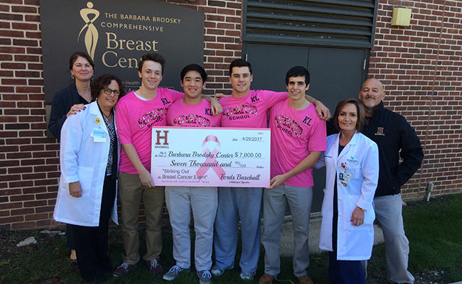 Striking Out Breast Cancer