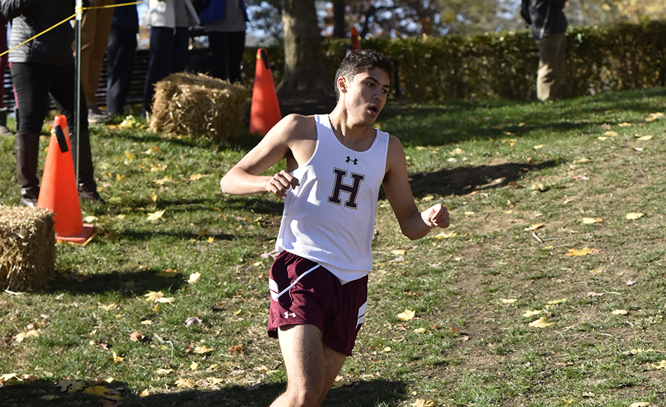 The Haverford School cross-country