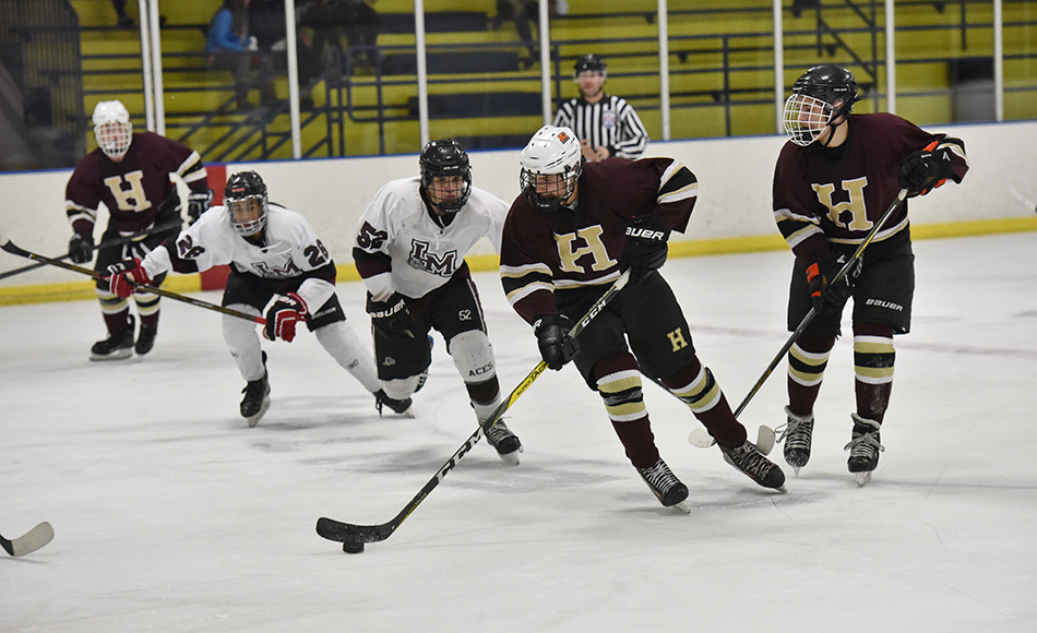The Haverford School ice hockey