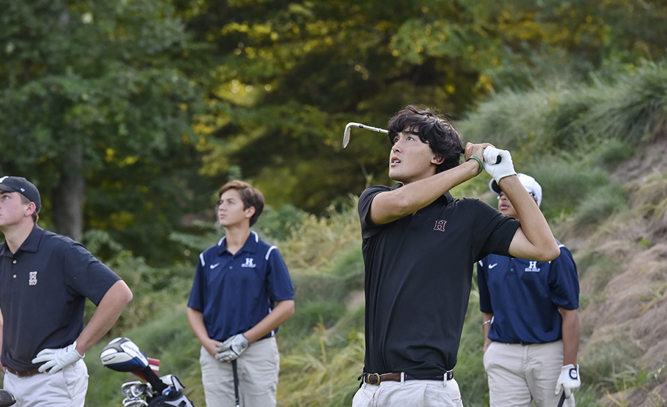The Haverford School varsity golf