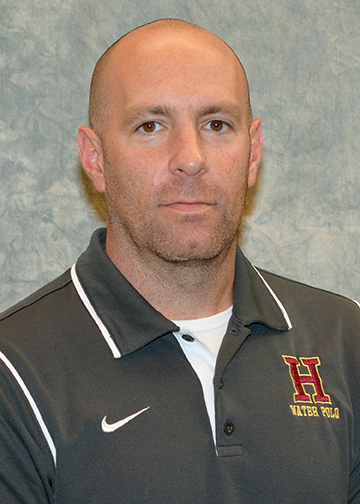 Sean Hansen swimming and diving coach