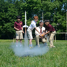 The Haverford School science