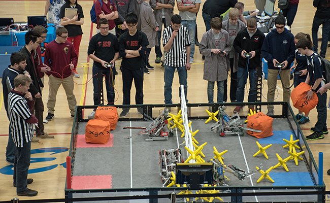 The Haverford School Robotics Program