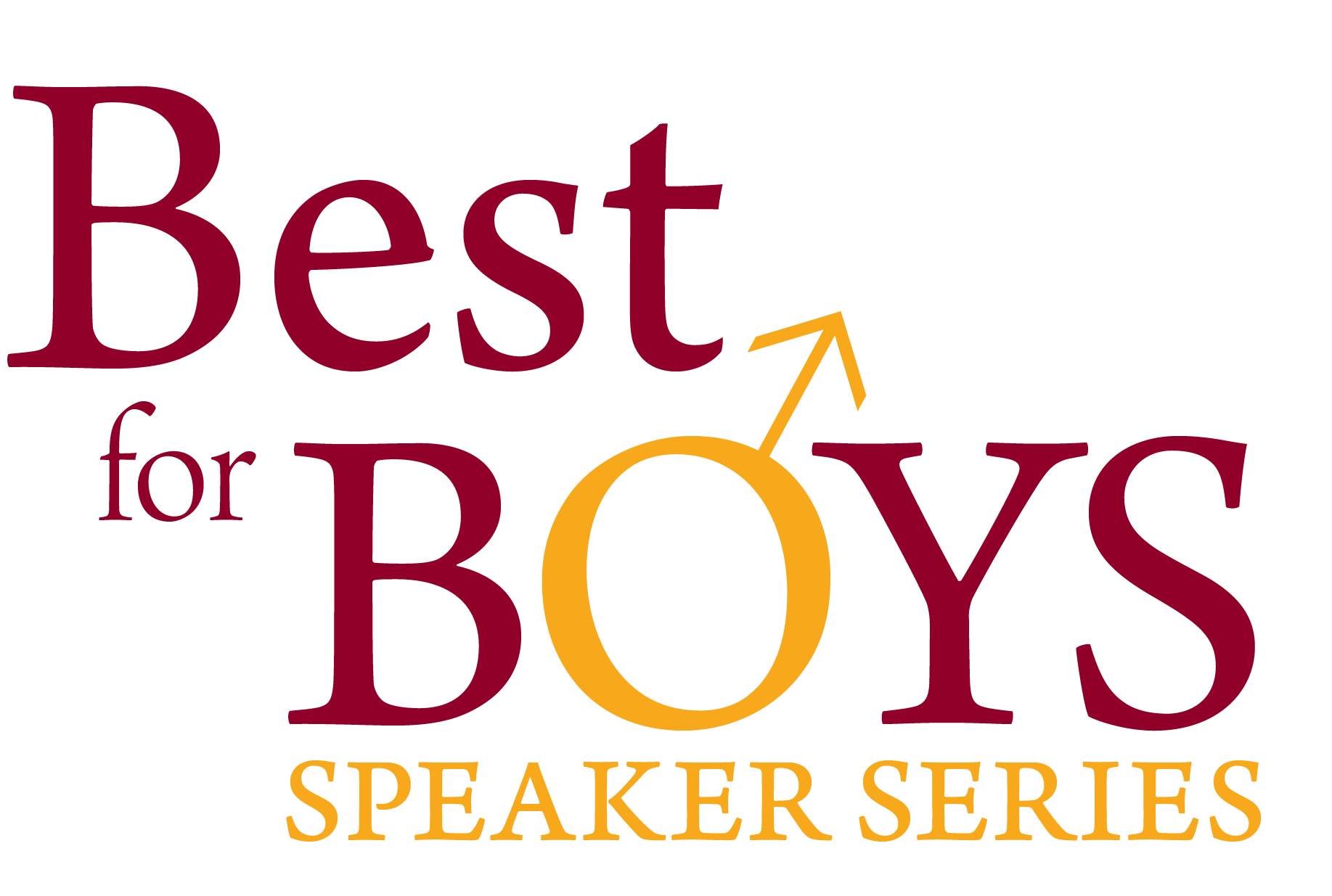 The Haverford School Best for Boys Speaker Series