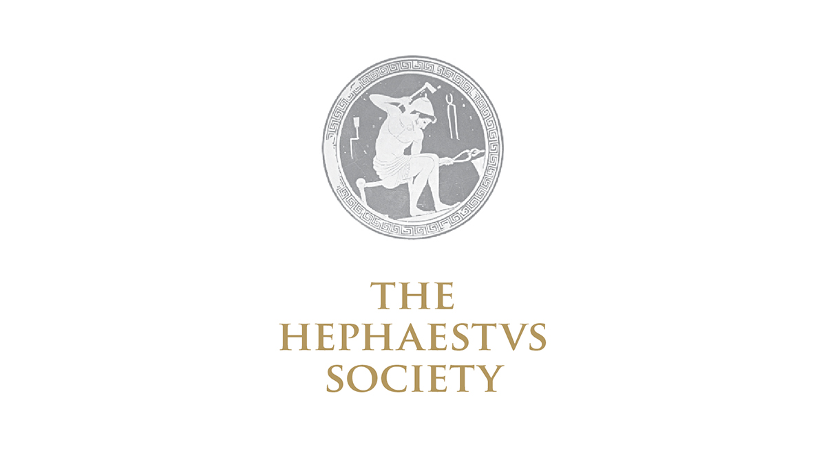 Hephaestus Society: celebrating greatness