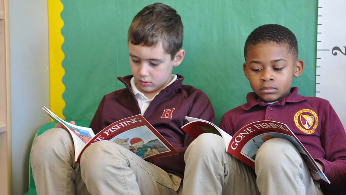 How can parents ignite the reading spark in their sons?